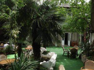 Крым гостиница Надежда