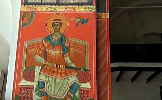 икона в храме