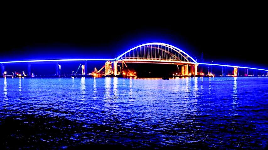 Отдых в Алупке | Крымский мост